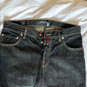 Men's Kiton Jeans size 33 Black